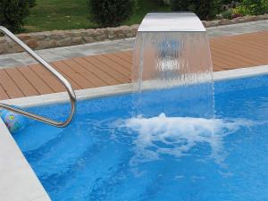 Встречное течение, гейзер и другие водные аттракционы