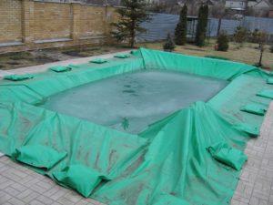 Инструкция по консервации бассейна на зиму