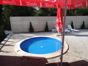 Круглый бассейн. Как организовать циркуляцию воды?