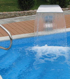 Компенсаторы давления льда для консервации бассейнов