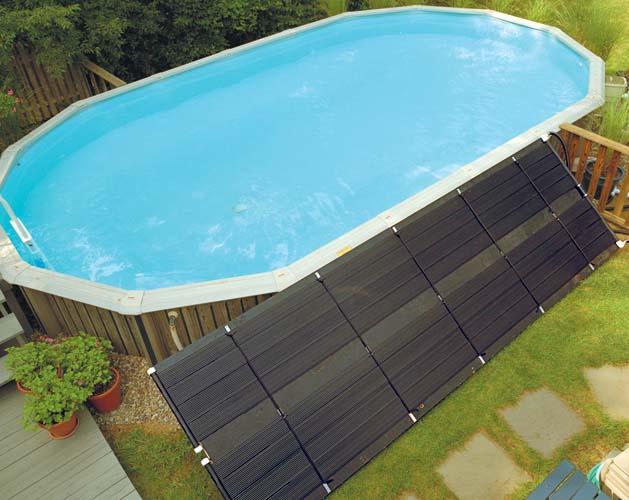 , Как нагреть воду в бассейне?