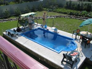 , Различные конструкции бассейнов