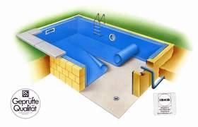 , Гидроизоляция бассейнов
