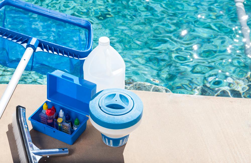 Варианты дезинфекции воды по схеме «с хлором»