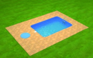, Этапы строительства бассейна из полипропилена. Часть 2-я
