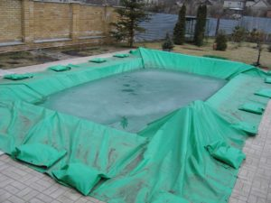 , Инструкция по консервации бассейна на зиму