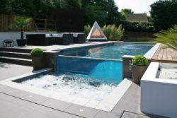 , Построить бассейн на склоне, какую выбрать конструкцию?