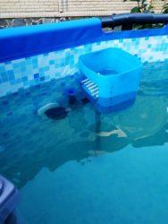 , Скиммер для каркасного бассейна своими руками