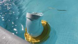 Скиммер для каркасного бассейна своими руками